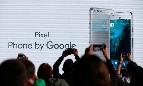 Google Pixel thach thuc truc tiep iPhone cua Apple - Anh 1