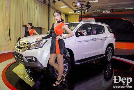 10 mau xe dang xem nhat tai Trien lam O to Viet Nam 2016 - Anh 3