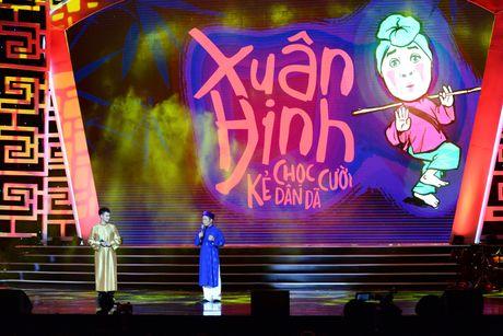 Xuan Hinh 'choc' khan gia cuoi nghieng nga trong liveshow de doi - Anh 10