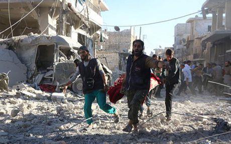 Ngoai truong Phap den Nga, My de thuc day giai phap cho Syria - Anh 1