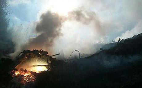 F-16 Israel no tung trong buoi dien tap, 1 phi cong thiet mang - Anh 1