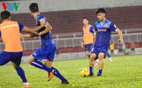 Tieu diem the thao: DT Viet Nam va lieu thuoc thu 'manh' Trieu Tien - Anh 1