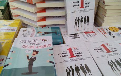Khai mac Hoi sach Ha Noi 2016: 'Sach va hoi nhap' - Anh 2