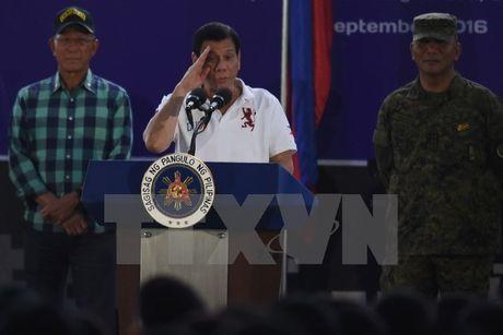 Philippines thong bao hoan ke hoach tuan tra chung voi My o Bien Dong - Anh 1