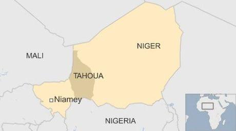 Tan cong dam mau tai trai ti nan Niger, 22 binh sy thiet mang - Anh 1