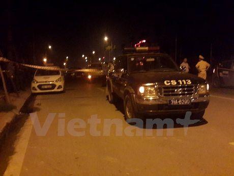 Bat tai cho nghi pham dam thung co tai xe taxi trong dem o Ha Noi - Anh 3