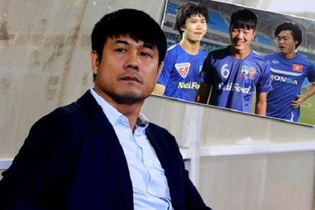 HLV Huu Thang 'cuc doan' voi cong thuc: SLNA + HAGL = DT Viet Nam? - Anh 1