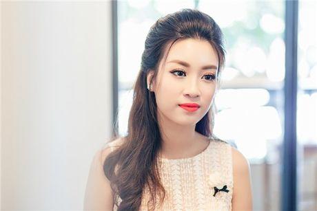 Hoa hau Do My Linh: 'Khong phai dai gia nao cung xau' - Anh 2