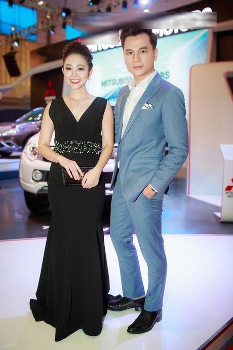 MC Thuy Linh dep doi ben Danh Tung - Anh 3