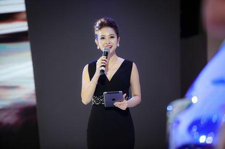 MC Thuy Linh dep doi ben Danh Tung - Anh 6