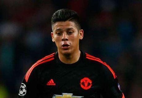 Marcos Rojo he lo thong diep cua Jose Mourinho - Anh 1