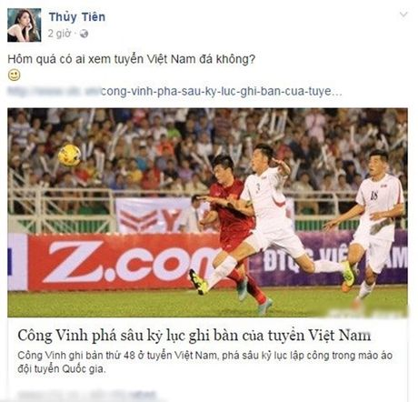 Dang anh mung ky luc, Cong Vinh bi fan 'nem da' toi boi - Anh 5