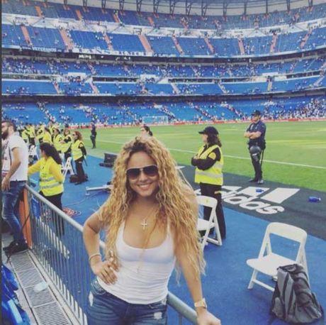 Liza Hernandez: Nguoi tinh bi mat cua Ronaldo? - Anh 5