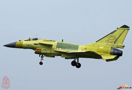 Bi an phien ban tiem kich J-10C cua Trung Quoc - Anh 3