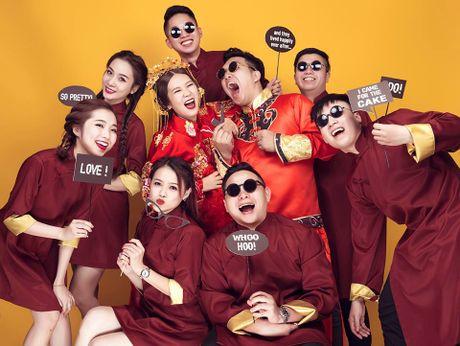 Le an hoi 'vui no troi' cua nu stylist Sai thanh - Anh 5