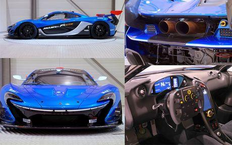 Sieu xe McLaren P1 GTR 'hang luot' gia 77,8 ty dong - Anh 11