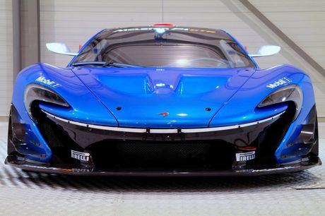 Sieu xe McLaren P1 GTR 'hang luot' gia 77,8 ty dong - Anh 1