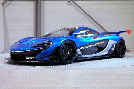 Sieu xe McLaren P1 GTR 'hang luot' gia 77,8 ty dong - Anh 7