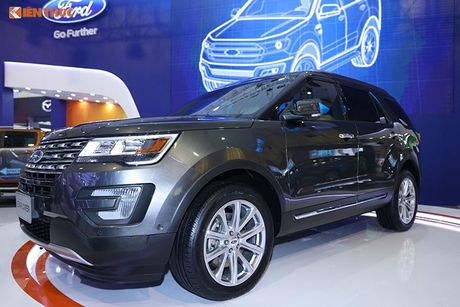 Ford Viet Nam ra mat Explorer 2017 'chot gia' 2,18 ty dong - Anh 15