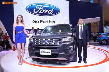 Ford Viet Nam ra mat Explorer 2017 'chot gia' 2,18 ty dong - Anh 16