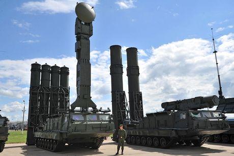 Phan ung cua My truoc viec Nga bo tri S-300VM o Syria - Anh 1