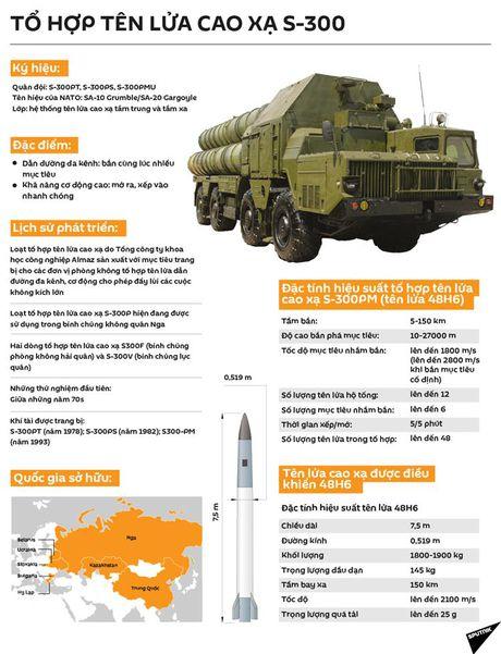Phan ung cua My truoc viec Nga bo tri S-300VM o Syria - Anh 2