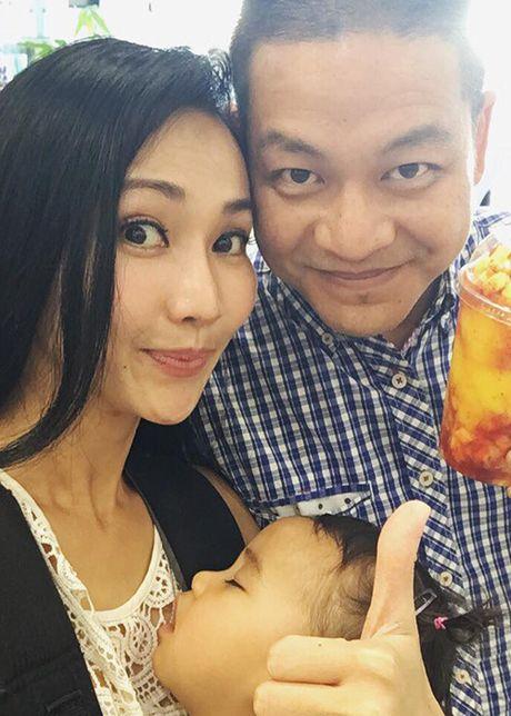 Dien vien Kim Hien phu nhan mang bau lan 3 - Anh 4