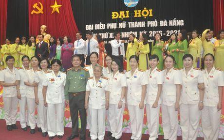 Dai hoi Dai bieu Hoi Lien hiep Phu nu TP Da Nang nhiem ky 2016-2021: Nang cao vi the phu nu trong thoi dai moi - Anh 2