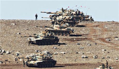 Quan he Tho Nhi Ky - Iraq: Lun sau trong khung hoang - Anh 1