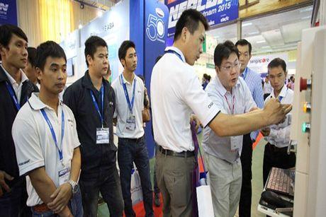 500 thuong hieu quoc te tham gia 4 trien lam cong nghiep ho tro tai TP.HCM - Anh 2