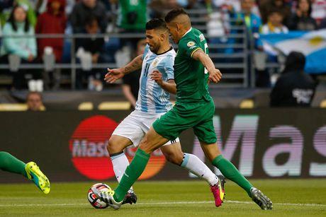 TRUC TIEP Peru - Argentina: Bai toan khong Messi - Anh 1