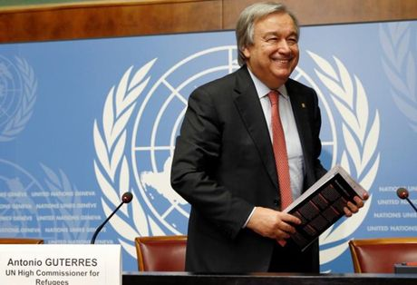 Chan dung nguoi ke nhiem ong Ban Ki-moon - Anh 1