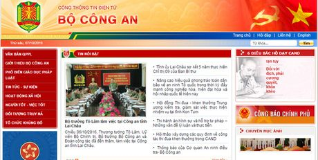 "Bo Cong an thong bao chinh thuc ve to chuc khung bo ""Viet tan"" - Anh 1"