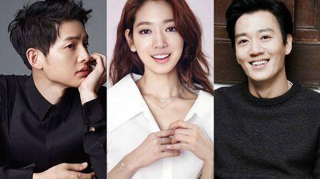 Song Joong Ki va Park Shin Hye se len ngoi tai Korea Drama Awards 2016? - Anh 1
