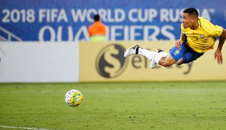 Brazil thang dam nhung Neymar do mau - Anh 2