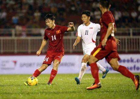 Xuan Truong ghi diem o Han Quoc - Anh 1