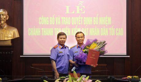 Bo nhiem nhan su tai mot so co quan Trung uong, dia phuong - Anh 1