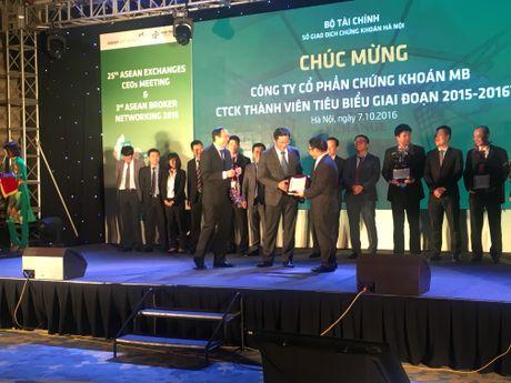 HNX vinh danh 15 CTCK tieu bieu giai doan 2015-2016 - Anh 9