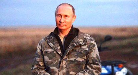 Ong Putin khong duoc nghi trong ngay sinh nhat thu 64 - Anh 1