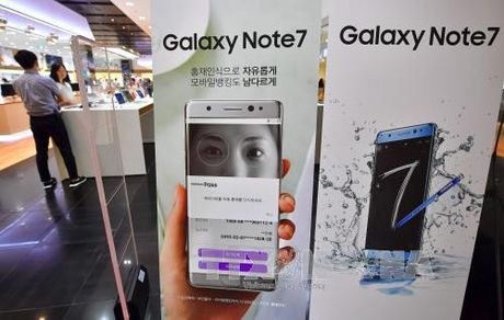 Vo mong voi Galaxy Note 7, loi nhuan quy III cua Samsung van tang - Anh 1