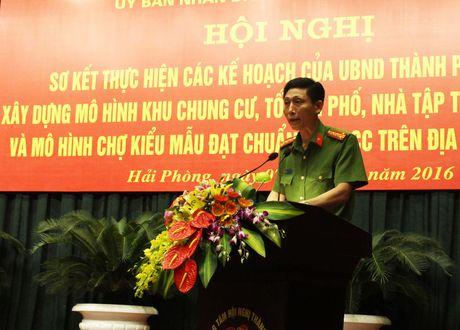 Hai Phong: Vinh danh 79 don vi dien hinh tien tien lam tot cong tac PCCC - Anh 1