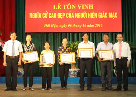 Hai Phong: Vinh danh 79 don vi dien hinh tien tien lam tot cong tac PCCC - Anh 3