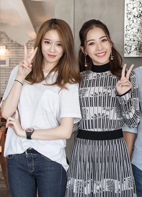 Ji Yeon muon dong phim Viet Nam cung Chi Pu - Anh 10