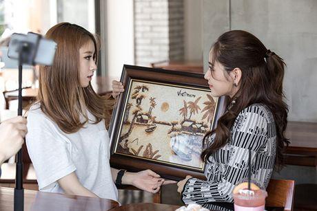 Ji Yeon muon dong phim Viet Nam cung Chi Pu - Anh 4