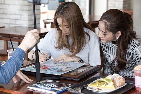 Ji Yeon muon dong phim Viet Nam cung Chi Pu - Anh 7