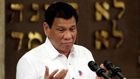 Nguoi Philippines cam thay an toan hon nho ong Duterte - Anh 1