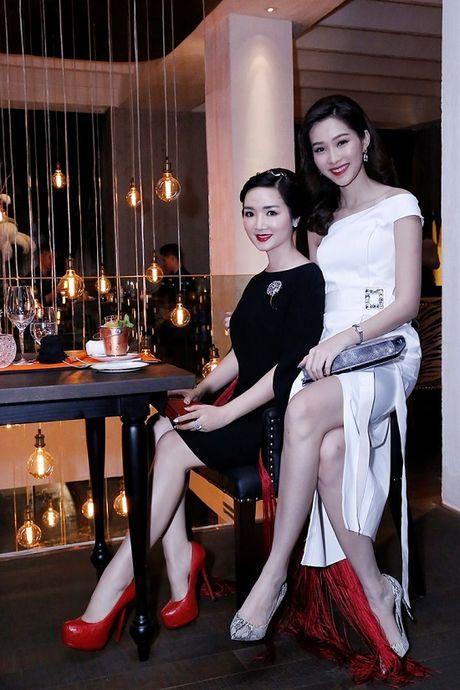 "Hoa hau Giang My do nhan sac khong tuoi cung ""Hoa hau quoc dan"" Thu Thao - Anh 4"