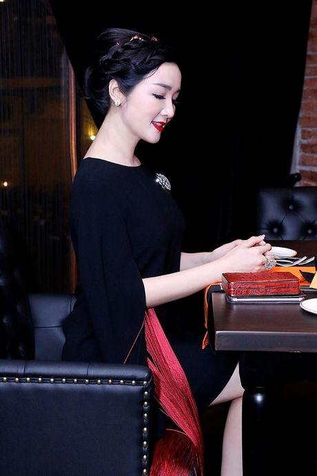 "Hoa hau Giang My do nhan sac khong tuoi cung ""Hoa hau quoc dan"" Thu Thao - Anh 5"