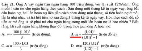 De thi minh hoa mon Toan nam 2017: Nhieu cau hoi ung dung, mang tinh thuc tien - Anh 2