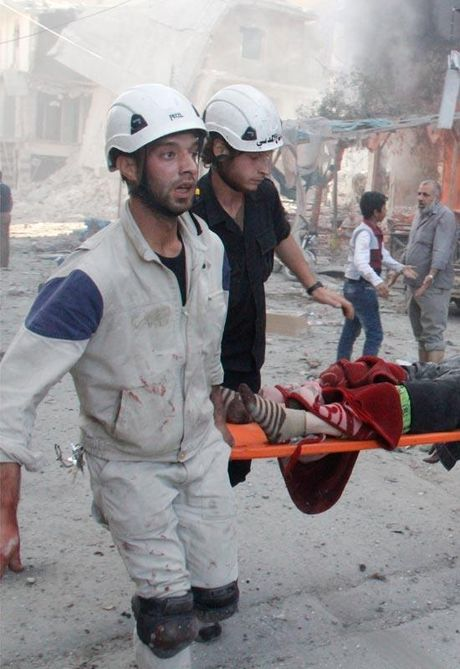 Nhung anh hung mu trang trong cuoc noi chien Syria - Anh 3